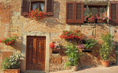 Putting brickwork into your Courtyard